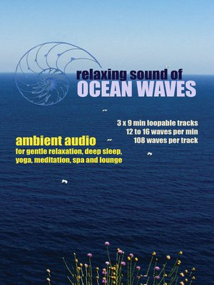cover image of Relaxing Sound of Ocean Waves