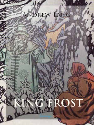 cover image of King Frost and Other Fairy Tales