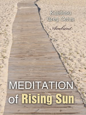cover image of Meditation of Rising Sun