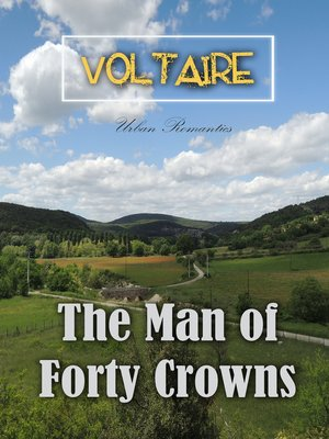 cover image of The Man of Forty Crowns