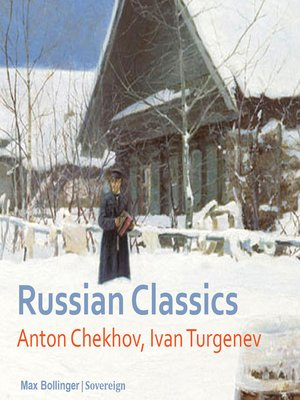 cover image of Russian Classics, Volume 1