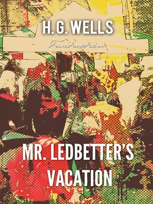 cover image of Mr. Ledbetter's Vacation