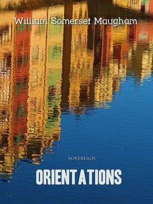 cover image of Orientations