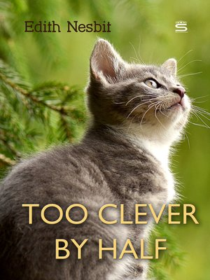 cover image of Too Clever by Half