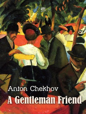 cover image of A Gentleman Friend