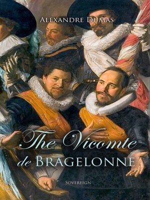 cover image of The Vicomte de Bragelonne