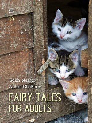 cover image of Fairy Tales for Adults, Volume 14