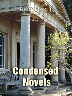 cover image of Condensed Novels
