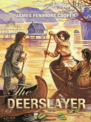 cover image of The Deerslayer: The First War Path