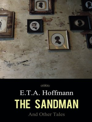 cover image of The Sandman and Other Tales