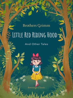 cover image of Little Red Riding Hood and Other Tales