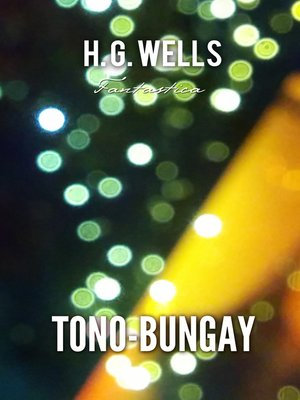 cover image of Tono-Bungay