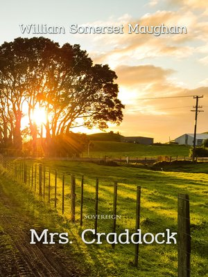 cover image of Mrs. Craddock