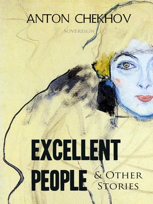 cover image of Excellent People and Other Stories