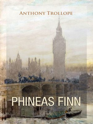 cover image of Phineas Finn