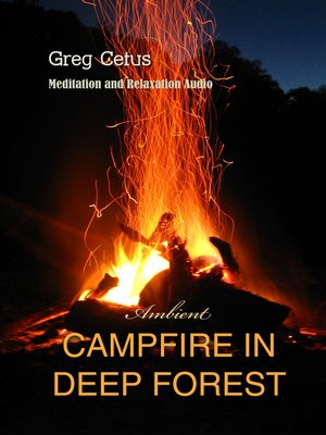 cover image of Campfire in Deep Forest