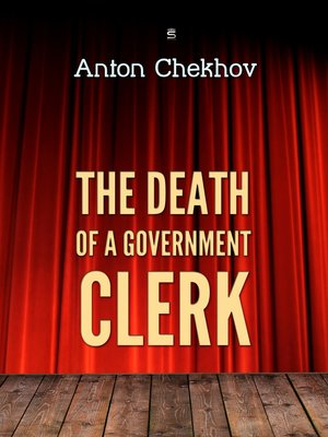 cover image of The Death of a Government Clerk