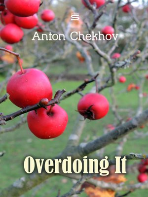cover image of Overdoing It