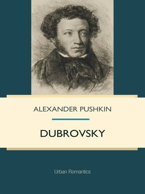 cover image of Dubrovsky