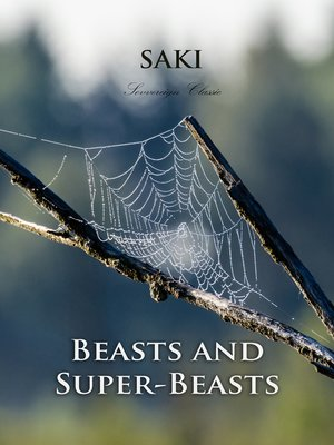 cover image of Beasts and Super-Beasts