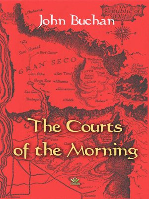 cover image of The Courts of the Morning