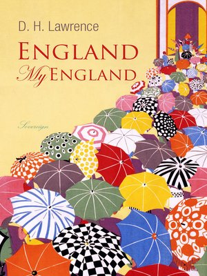 cover image of England My England