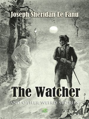 cover image of The Watcher and Other Weird Stories