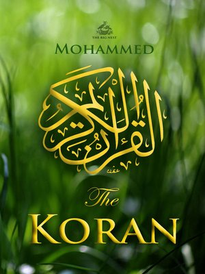 cover image of The Koran