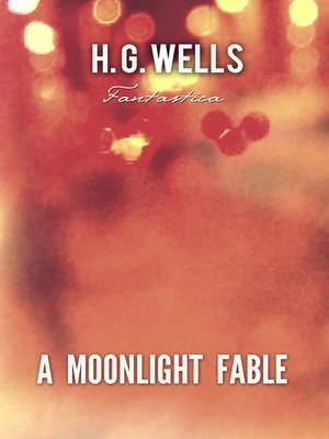 cover image of A Moonlight Fable
