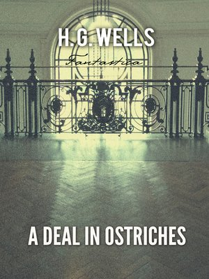 cover image of A Deal in Ostriches