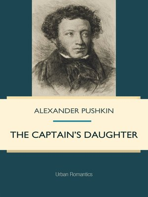 cover image of The Captain's Daughter