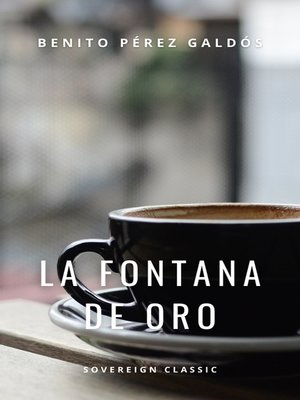 cover image of La Fontana de Oro
