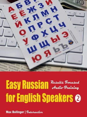 cover image of Easy Russian for English Speakers, Volume 2