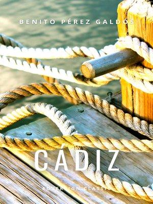 cover image of Cádiz