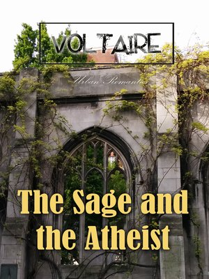 cover image of The Sage and the Atheist
