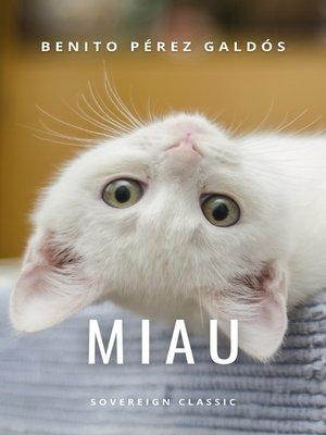 cover image of Miau