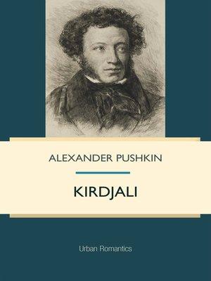 cover image of Kirdjali