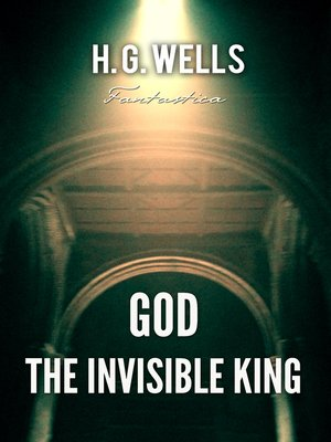 cover image of God, the Invisible King