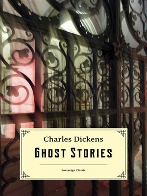 cover image of Ghost Stories