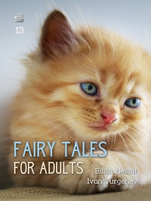 cover image of Fairy Tales for Adults, Volume 13
