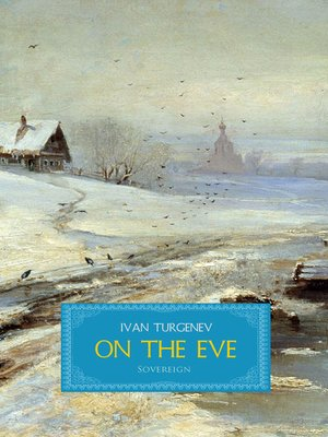 cover image of On the Eve