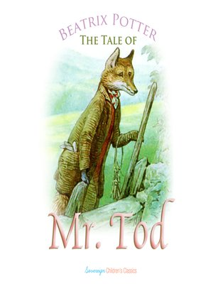 cover image of The Tale of Mr. Tod