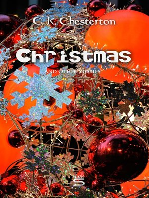 cover image of Christmas and Other Stories
