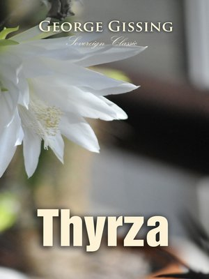 cover image of Thyrza