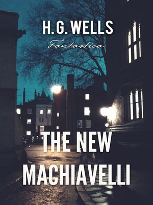 cover image of The New Machiavelli