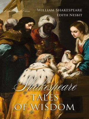 cover image of Shakespeare Tales of Wisdom