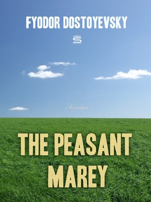 cover image of The Peasant Marey