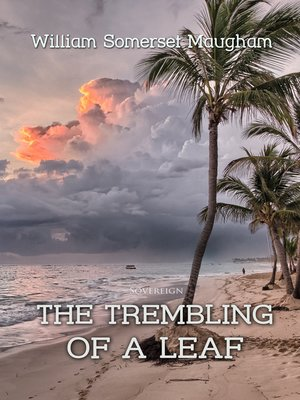 cover image of The Trembling of a Leaf