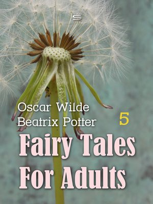 cover image of Fairy Tales for Adults