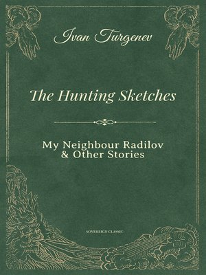 cover image of The Hunting Sketches, Book 1